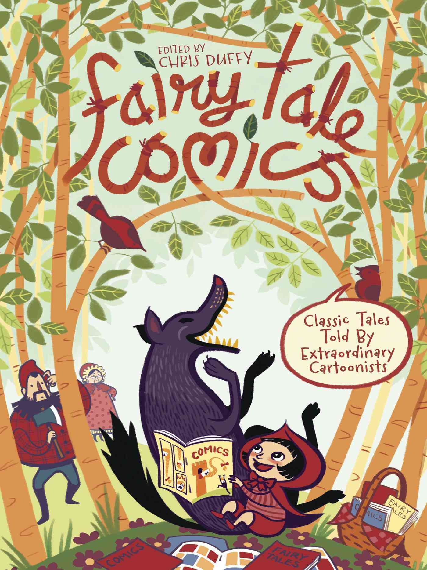 Fairy Tale Comics By Not Available (NA)/ Duffy, Chris (EDT)